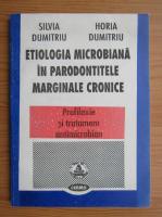 Anticariat: Silvia Dumitriu - Etiologia microbiana in parodontitele marginale cronice