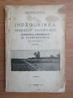 Anticariat: Stefan Rubtov - Impadurirea stepelor romanesti (1936)