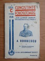 Anticariat: Alexandru Tzigara Samurcas - A. Odobescu (1939)