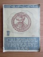 Anticariat: Calendarul Universul 1944