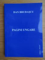 Anticariat: Dan Brudascu - Pagini ungare