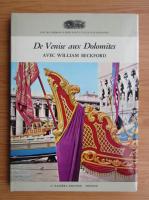 Anticariat: De Venice aux Dolomites
