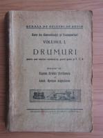 Anticariat: Drumuri pentru uzul elevilor combatanti, guarzi geniu si TTR (volumul 1, 1937)