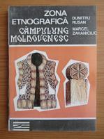 Dumitru Rusan - Zona etnografica Campulung Moldovenesc