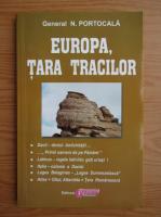 Anticariat: General N. Portocala - Europa, tara tracilor