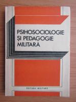 Anticariat: Psihopedagogie si pedagogie militara