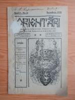 Revista Orientari, anul I, nr. 11, noiembrie 1939