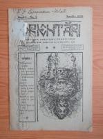 Revista Orientari, anul I, nr. 4, aprilie 1939