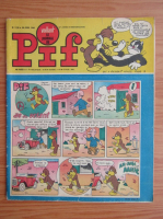 Revista Pif, nr. 1198, 1968