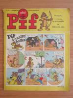 Revista Pif, nr. 1213, 1968