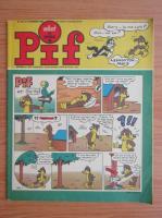 Revista Pif, nr. 1214, 1968