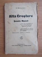 S. Mehedinti - Alta Crestere. Scoala muncii (1922)