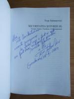 Anticariat: Tesu Solomovici - Securitatea si evreii (volumul 2, cu autograful autorului)