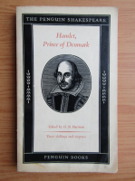 Anticariat: William Shakespeare - The tragedy of Hamlet, Prince of Denmark