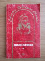 B. P. Hasdeu, Vasile Alecsandri - Drame istorice (volumul 1)