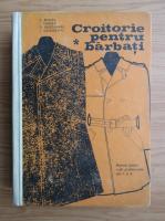 Anticariat: C. Seghes - Croitorie pentru barbati