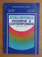 Anticariat: Camil Muresan - Istoria universala moderna si contemporana. Manual pentru clasa a X-a