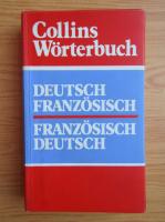 Anticariat: Collins Worterbuch Deutsch-Franzosisch