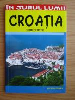 Anticariat: Croatia. Ghid turistic