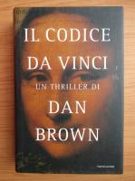 Anticariat: Dan Brown - Il Codice Da Vinci