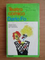 Anticariat: Dario Fo - Teatro comico