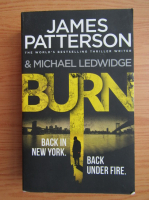 James Patterson - Burn