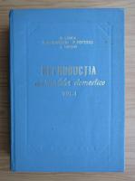 N. Lunca - Reproductia animalelor domestice (volumul 1)