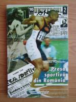 Anticariat: Nicolae Postolache - Presa sportiva din Romania