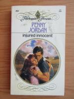 Penny Jordan - Injured innocent
