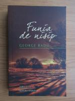 Anticariat: Radu George - Funia de nisip
