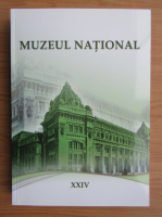 Anticariat: Revista Muzeul National, nr. 24, 2012