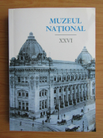 Anticariat: Revista Muzeul National, nr. 26, 2014
