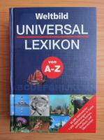 Anticariat: Weltbild universal lexikon