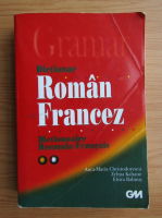 Anticariat: Zelma Kahane - Dictionar roman-francez