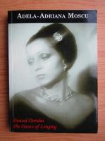 Adela Adriana Moscu - Dansul dorului (editie bilingva)