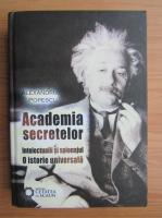 Alexandru Popescu - Academia secretelor