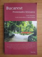 Anticariat: Andreia Roman - Bucarest. Promenades litteraies