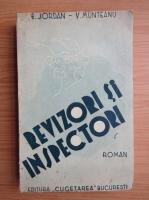 B. Jordan - Revizori si inspectori (1937)
