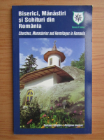 Anticariat: Biserici, manastiri si schituri din Romania