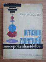 Anticariat: C. Velican - Histochimia si fiziopatologica mucopolizaharidelor