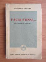 Constantin Kiritescu - Faclii stinse (1938)