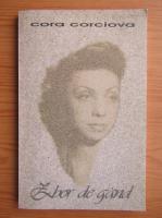 Cora Corciova - Zbor de gand