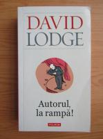 Anticariat: David Lodge - Autorul, la rampa!