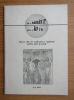 Anticariat: De la rasarit la apus, mai 1999