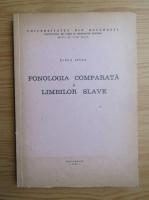 Anticariat: Elena Linta - Fonologia comparata a limbilor slave