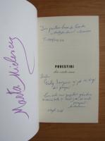 Marta Miclescu - Povestiri din viata mea (cu autograful autorului)