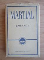 Anticariat: Martial - Epigrame