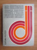 Anticariat: Mic dictionar social-politic pentru tineret
