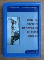 Miron Laurentiu Goia - Instalatii electrice de distrubutie la joasa tensiune