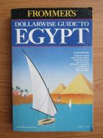 Anticariat: Nancy McGrath - Frommer's Dollarwise guide to Egypt